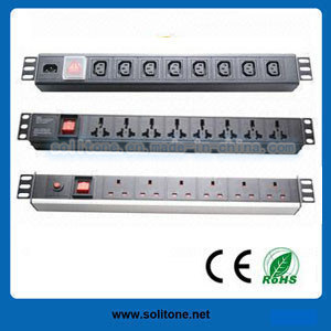 High Quality Universal Socket Cabinet and Rack PDU pictures & photos