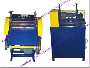 Waste Cable Wire Chinese Stripper Copper Stripping Peeling Recycling Machine pictures & photos