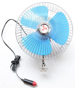 "8"" Oscillating DC 12V/24V Car Fan pictures & photos"