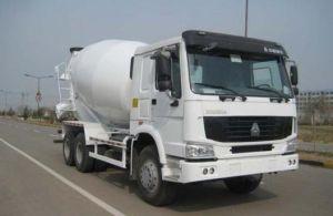 HOWO 6X4 6-10 M3 Concrete Mixer Truck Sinotruk (ZZ5257GJBN3847W) pictures & photos