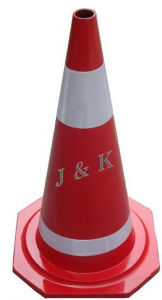Rubber Traffic Cone (JK61002) pictures & photos