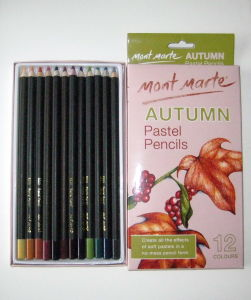 Bj-5802 Pastel Pencils pictures & photos