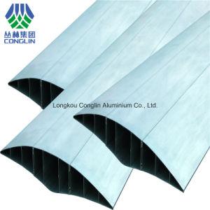 Aluminium Alloy Extrusion Sunshade Profiles