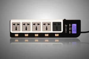 Five Ways Intelligent Metering Power Saving Manager, Socket pictures & photos