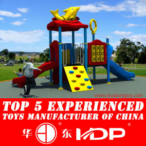 Newest Outdoor Fun Playground Equipment pictures & photos
