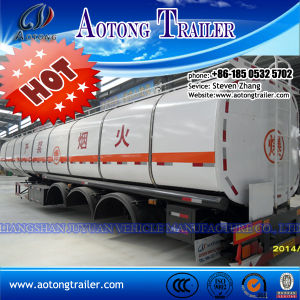 Liangshan Aotong Fuel/Oil Tank Trailer for Sale pictures & photos