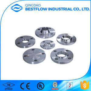 Carbon Steel Pipe Fittings Weld Neck Blind Flange pictures & photos