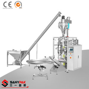 Milk/Sugar/Coffee Powder Vertical Packing Machine Product Line pictures & photos