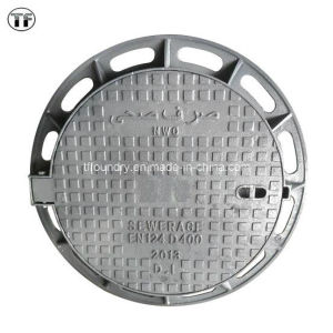 Gasket with Protect Rubber Ring Manhole Covers pictures & photos