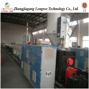 PE Pipe Extrusion Machine PE Plastic Pipe Production Line pictures & photos