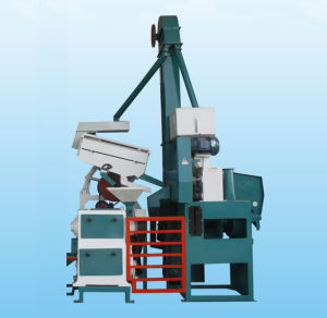 CE Certificate Complete Set of Rice Processing Equipment with Daily Capacity 20tons pictures & photos