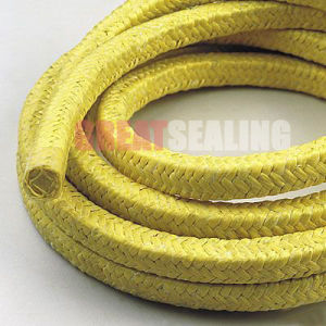 Aramid Fiber Packing with PTFE Impregnation and Lubricant Additive