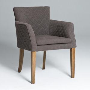 Modern Linen Fabric Armchair Leisure (GK7004)