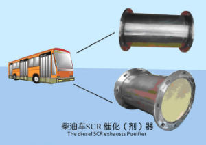 SCR Ceramic Catalyst for Bus or Commercial Vehicle pictures & photos