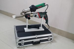 HDPE Plastic Hand Extruder Welding Machine pictures & photos