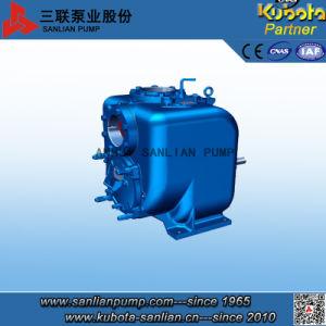 Asp2100 Series Self-Priming Sewage Pump-Sanlian/Kubota pictures & photos