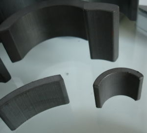 2017 Ferrite Segment Magnet for Industrial Use pictures & photos