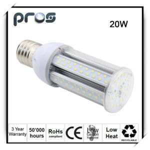 20W E27 LED Corn Bulb Light Resident Lighting Corn COB Post Top pictures & photos