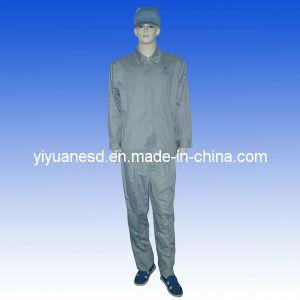 65%Cotton+35 Terylene Filament ESD Workwear (YY-B2101)