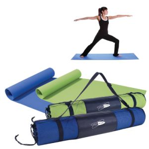 Soft EVA on-The-Go Yoga Mats (PM214) pictures & photos