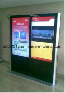 65 Inch Double Sided Vertical Advertising Machine pictures & photos
