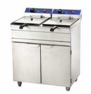 Electric Fryer with Cabinet (EFB-152V/C / EFB-222V/C) pictures & photos
