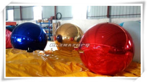 Colorful Inflatable PVC Mirror Ball More Choices for You pictures & photos