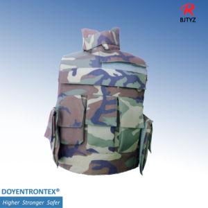 NIJ PE Bulletproof Vest for Military Cordura (TYZ-BV1121) pictures & photos
