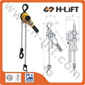 High Quality Manual Lever Hoist / Lever Block (LH-Q) pictures & photos