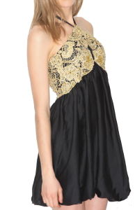 Lady Fashion Cocktail Dress (CHNL-DR012)