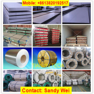 Cheap 201 202 301 304 430 420 309 310 316 Stainless Steel Blade Roll Coil Band Belt Strip pictures & photos