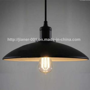 Very Simple But Poupular Dining Hanging Lamp in Black (S058-1B) pictures & photos