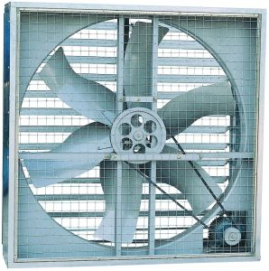 Industrial Electric Fan/Greenhouse Fan/Axial Fan pictures & photos