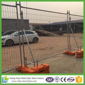 Australian Standard 2.1X2.4m Temporary Fence for Road Construction pictures & photos