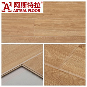 High Gloss Surface (Great U Groove) Laminate Flooring (AK6805) pictures & photos