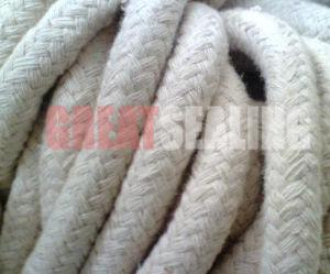 Ceramic Fiber Braided Round Rope (G-CF406)