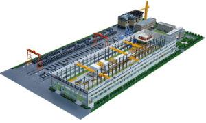 Precast Concrete Plant pictures & photos