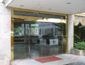 Experienced Supplier of Golden Stainless Steel Sensor Door (DA-SS06) pictures & photos