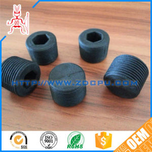 Plastic Part Manufacturer Nylon with Glass Fiber Screw Nut pictures & photos