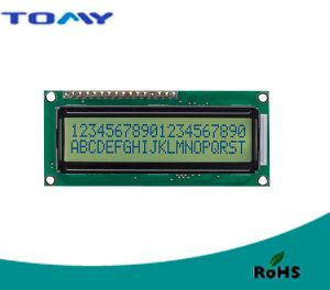 20X2 Stn Character LCD Module with RoHS pictures & photos