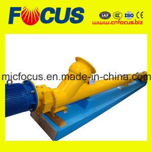Hot Sale Spiral Cement Flexible Screw Conveyor for Cement Silos pictures & photos