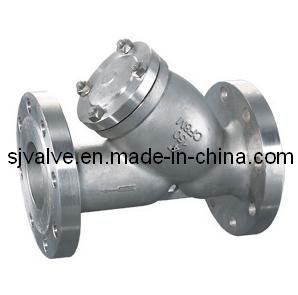 Stainless Steel Dimensions Y-Type Strainer pictures & photos