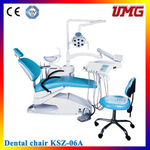 China Hot Sale Dental Products Gnatus Dental Chair pictures & photos