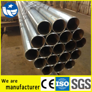 Welded Carbon Q420 Q420b Q420c Q421d Steel Pipe/ Tube pictures & photos