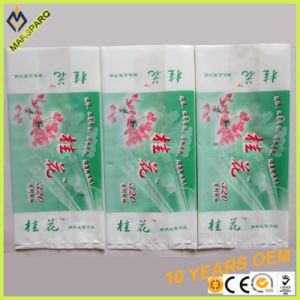 LDPE Good Print Poly Facial Tissue Packing Packaging Bag