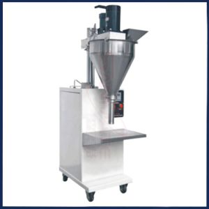 CF-1000 Semi-Automatic Powder Filling Machine pictures & photos