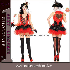 Wholesale Medieval Queen Adult Costume for Carnival Party (TLQZ83950) pictures & photos