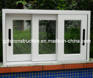 Double Glazing Aluminum Sliding Window with AS/NZS: 2208 Certification pictures & photos