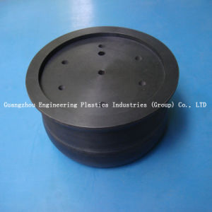 Best Sales UHMW-PE Machining Part by CNC Lathe pictures & photos