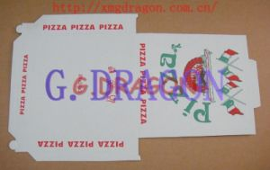 Pizza Boxes, Corrugated Bakery Box (CCB022) pictures & photos
